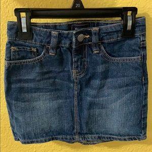 Gap Girls Jean Skirt